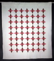 Image of 8040-46 - Quilt, Four Point Star