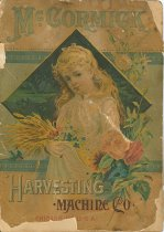Image of 8104-106 - Booklet with envelope, McCormick Harvesting Machine Co. Chicago Illinois U.S.A