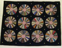 Image of 8152-6 - Quilt; Dresden Plate