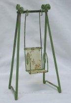 Image of 8174-87 - Swing, Doll; Metal