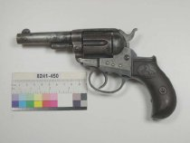 """Image of 8241-450 - Revolver, Cartridge, Colt Patent Fire Arms Manufacturing Company, Model 1877 """"Lightning"""""""