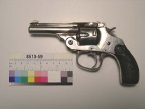 Image of 8510-59 - Revolver, Cartridge, Iver Johnson Arms and Cycle Works