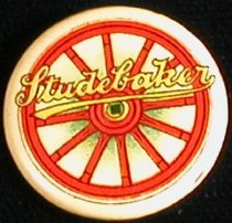 Image of 8661-83 - Button; Studebaker