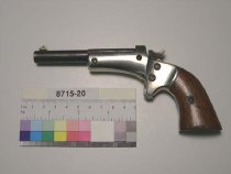 Image of 8715-20 - Pistol, Cartridge, J. Stevens Arms and Tool Company