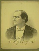 Image of 899P-002 - Poster; William Jennings Bryan