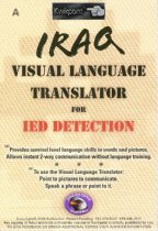 Image of 9030-210 - Brochure, Quikpoint, Iraq Visual Translator for IED Detection