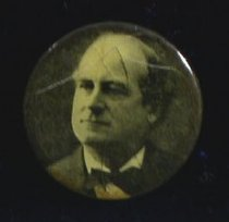 Image of 9098-16 - Button, Political; William Jennings Bryan
