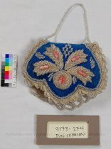 Image of 9173-274 - Pin Cushion, Fabric, Beaded, Bird