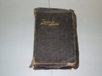 Image of 9269-10 - Book; William Jennings Bryan Family Bible
