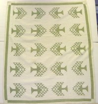 Image of 9269-105 - Quilt, Tree of Paradise