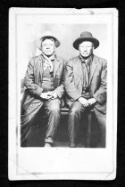 Image of Two Unidentified Men