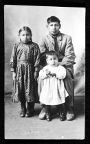 Image of Frank Grant and Siblings