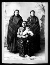 Image of Blackbird Family, Omaha Indian Tribe