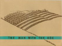 Image of 9499-15 - Book, The Man With The Hoe - 1943