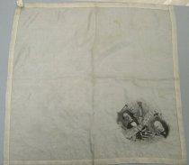 "Image of 9753-2 - Handkerchief; William Jennings Bryan/Stevenson; ""Peoples Choice"""