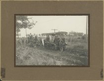 Image of Road Grading Tractor