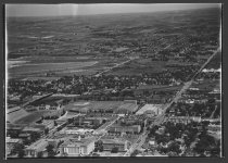 Image of Aerial View of Lincoln, Nebraska