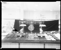 Image of Jewelry Display at Woolworth's
