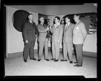 Image of 5 Men and a Trophy