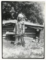 Image of John G. Miller, Omaha Indian Tribe
