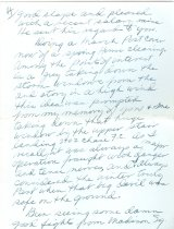 Image of RG4121.AM.S1.SS1.F4. Connemara Farm Letter January 8, 1949 pg.2 Back