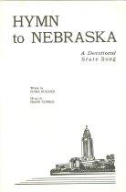Image of 7294-6914 - Sheet Music, Hymn to Nebraska; Music-Frank Cunkle, Words-Flora Bullock