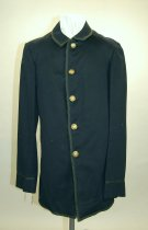 Image of 8649-13 - Coat, Frock, Military, USA, Nebraska National Guard, James Dudley Gage