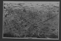 Image of Bird's Eye View of Lincoln, Nebraska