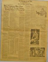 Image of 10387-22-(11) - Newspaper, Nebraska Scrap Plan