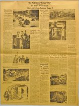 Image of 10387-22-(21) - Newspaper, Nebraska Scrap Plan