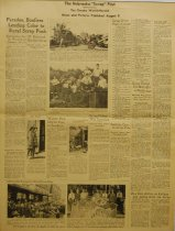 Image of 10387-22-(22) - Newspaper, Nebraska Scrap Plan