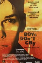 Image of 11055-2740 - Poster, Boys Don't Cry