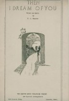 "Image of 11699-3 - Sheet Music; Sheet Music for ""Then I Dream of You"" by F.J. Hampton"