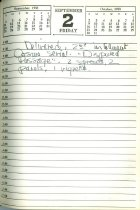 Image of NSHS Archives: RG4121.AM.S2.F2 DIARY 36