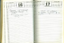 Image of RG4121.AM.S2.F2 DIARY 34