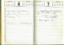 Image of NSHS Archvies: RG4121.AM.S2.F2. DIARY 22