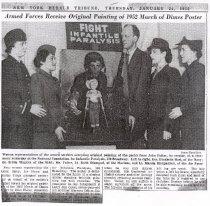 Image of New York Herald Tribune, Jan. 24, 1952