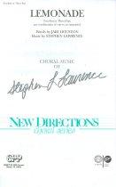 Image of 11580-49 - Music, Sheet, Lemonade; Stephen L. Lawrence