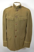 Image of 7737-69 - Jacket, U.S. Army, Service, World War I Era, 2nd Lt. Perry Branch
