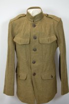 Image of 7737-72 - Jacket, U.S. Army, Service, World War I Era, 2nd Lt. Perry W. Branch