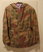 Image of 6099-6 - Parka, Camouflage, German; WWII