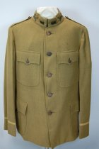 Image of 8047-3 - Jacket, U.S. Army, Service, World War I, Col. George A. Eberly