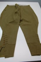 Image of 8047-4 - Pants, U.S. Army, Service, World War I, Col. George A. Eberly