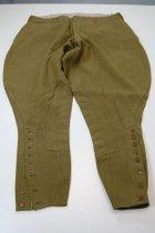 Image of 8047-5 - Pants, U.S. Army, Service, World War I, Col. George A. Eberly