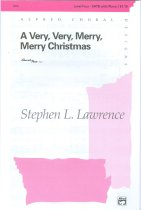 Image of 11580-56 - Music, Sheet, a Very, Very, Merry, Merry Christmas; Level 4, Stephen Lawrence