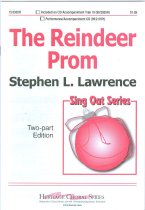 Image of 11580-66 - Sheet Music, The Reindeer Prom by Stephen L. Lawrence