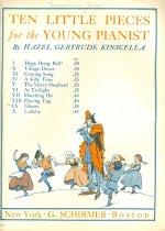 Image of 9722-50 - Sheet Music, Ghosts; Hazel Gertrude Kinscella