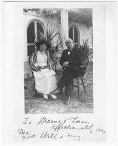 Image of Mr. & Mrs. William Jennings Bryan
