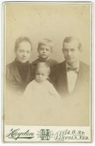 Image of William Jennings Bryan and Family