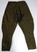 Image of 8309-2 - Pants, U.S. Army, Service, World War I, Clarence P. Frantz
